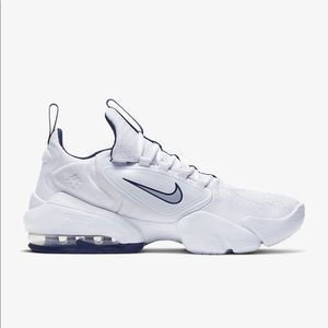 NEW Nike Air Max Alpha Savage Shoes in White